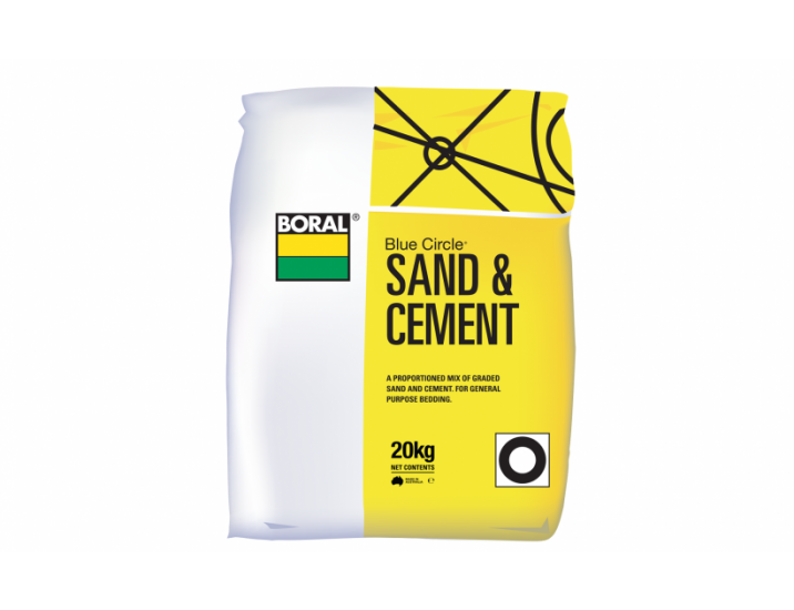 Sand Cement