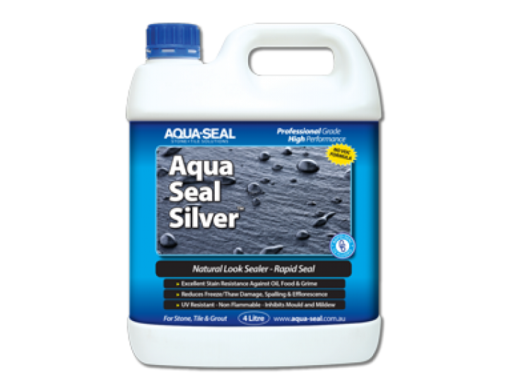 aqua seal silver