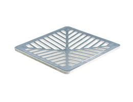 81010 Floway Grate only Aluminium