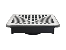 84812 Floway Shallow Pit Grate Aluminium