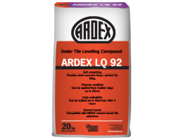 ARDEX LQ 92 render