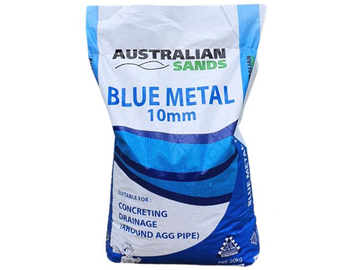 Blue Metal 10mm