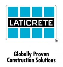 LATICRETE Logo Tag White