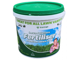 Lawn Solutions Fertiliser 4kg