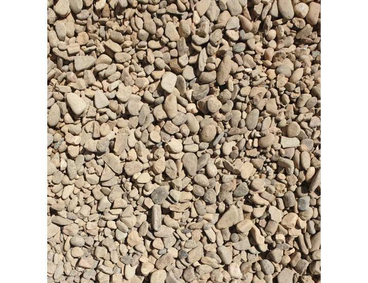 MBS Round River Pebbles 20mm