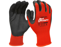 Red Knight Gloves