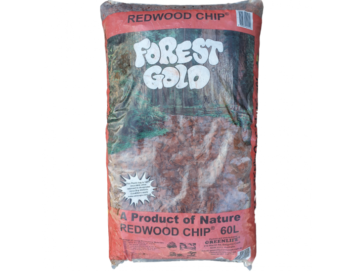 Redwood Chip 60L