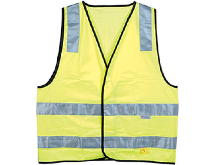 Savety Vest Yellow