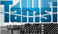 Tamsi logo water test 31