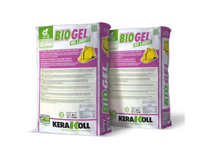 kerakoll biogel no limits flexible tile adhesive