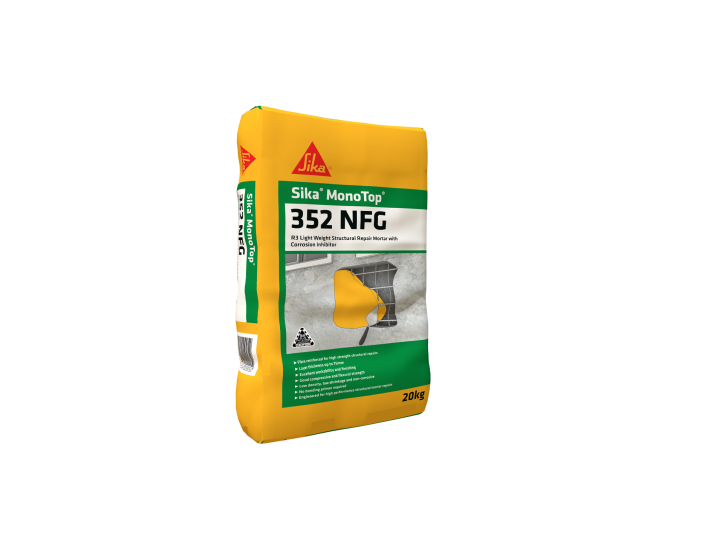 sika monotop 352 NFG 2018 20kg SML